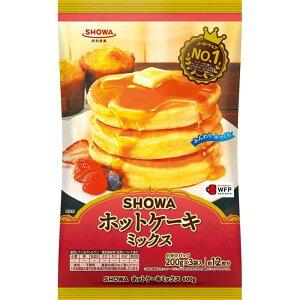 [5個]昭和産業 ホットケーキミックス600g 賞味期限2021.10.21以降