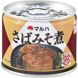 [送料無料][24個]マルハニチロ食品 さばみそ煮 EO190g 賞味期限2023.06.01