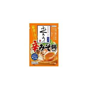 [送料無料][10個]寿がきや ふくろう監修辛みそ鍋つゆ750g 賞味期限2022.08.05