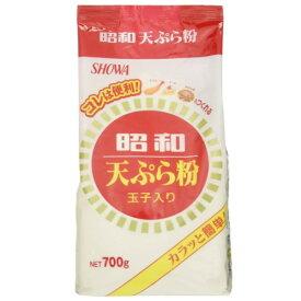 [3個]昭和産業 天ぷら粉700g 賞味期限2022.01.26