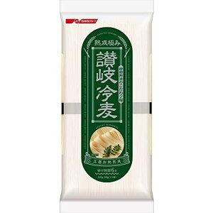 日清フーズ 熟成極み讃岐冷麦320g 賞味期限2022.02.08
