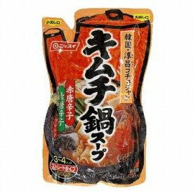 【店内商品ポイント5倍】日本水産 ニチレイ キムチ鍋スープ650g 賞味期限2021.11.28【お買い物マラソン セール 01/28 01:59まで】