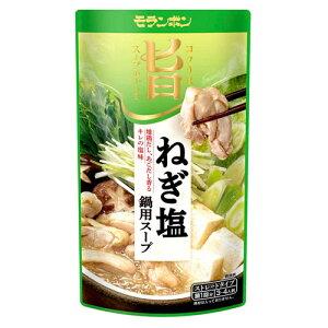 [送料無料][10個]コク旨スープ がからむ ねぎ塩鍋用スープ 750g 賞味期限2021.03.17