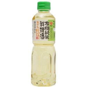 [送料無料][12本]盛田 有機純米料理酒 500ml 賞味期限2020.05.26