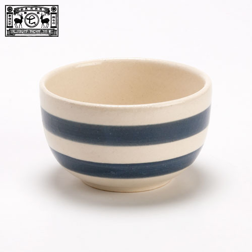萬古焼 Banko-yaki 小鉢 縞 一汁三菜のうつわシリーズ 中川政七商店