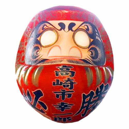 高崎だるま 選挙だるま 18号(65cm)赤 群馬県指定ふるさと伝統工芸品 Takasaki daruma senkyo daruma Gunmaken traditional crafts