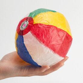 紙風船6号 直径約14cm Paper balloon