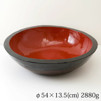 捏擀面條工具鉢漆器古董陳設品、室內裝飾Soba tool mixing bowl