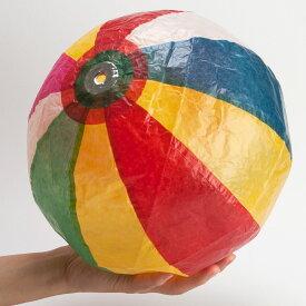 紙風船14号 直径約25cm Paper balloon