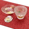 正月ミニ酒器膳セットめでた干支子祝の席を彩る干支のテーブルウェアTablewaresetofJapanesezodiac