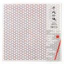 千代切紙 3種アソート 麻の葉・青海波・七宝 (BFCK-019) レーザー加工による切り絵のような透し彫り千代紙・折り紙…