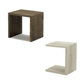 サイドテーブル テーブル 木製 幅40cm シンプル ナイトテーブル ベッドサイドテーブル リビングテーブル 小型 完成品
