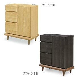 リビングボード キャビネット 北欧 モダン 日本製 サイドボード リビング収納 幅65cm 木製 脚付き リビングキャビネット 国産 収納家具 送料無料