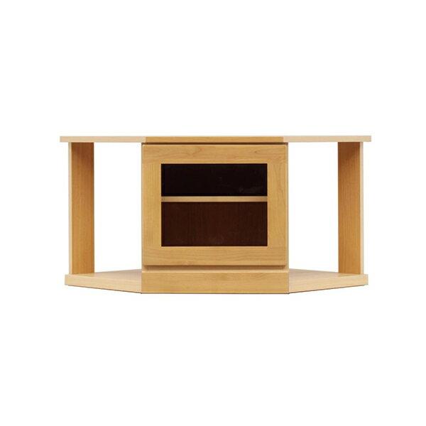 TV Stand Corner TV Board TV Stand Width 75 Cm Wooden TV Board Living Storage  Furniture Made In Japan AV Equipment Storage Shelving