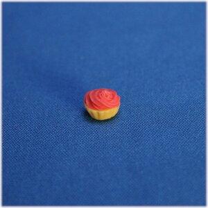 ミニチュアフードカップケーキ 生クリーム2個 ミニチュア模型 1/12フィギュア小物【ドールハウス】【シルバニア改造】【ミニチュア】【ネコポス可】