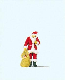 Santa Claus who prepares for Preiser プライザー 29027 Christmas present