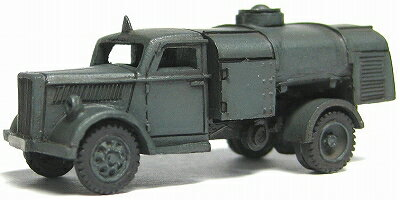 1/144AFV 簡単キット オペルブリッツタンク(GG)【YSK】【鉄道模型】【カラーレジン製】【情景模型】【Nゲージ】【メール便可】