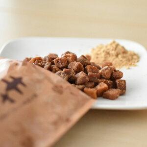 【キャラいもキューブ(きなこ)】40g 無添加 南九州産(鹿児島県・宮崎県)食べきりサイズ さつまいも 茶菓子 キャラメル