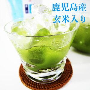 水出し緑茶【颯】4g×15袋 ティーバッグ スーパー緑茶 鹿児島産 テトラパック エピガロカテキン 玄米