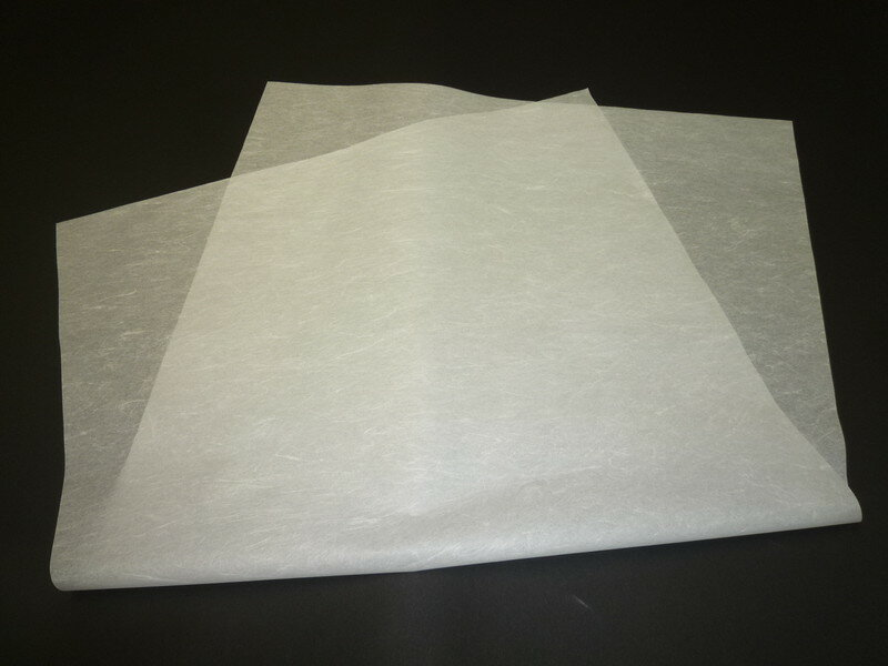 【送料無料商品と同時購入で送料無料】【たとう紙】【薄紙】【折らずに発送】レーヨン薄葉紙(53cm×84cm)たとう紙用の薄紙のみ 10枚