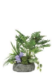 光の楽園 ミックスクッカバラ 913A75 2020年版 アートグリーン 人工観葉植物 光触媒