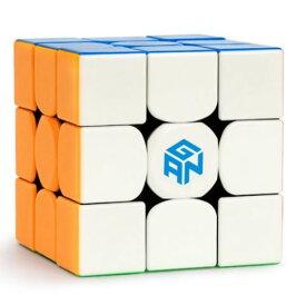 Gancube GAN356 X 競技向け 磁石内蔵3x3x3キューブ (Numerical IPG ステッカーレス)