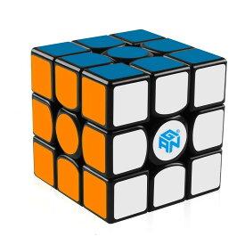 Gancube GAN356 X 競技向け 磁石内蔵3x3x3キューブ (Numerical IPG ブラック)
