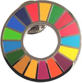国連本部限定販売 SDGs ピンバッジ 日本未発売 UNDP 1個セット