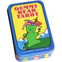 US Games Systems 正規販売店 【可愛く、ゆるーいタロットカード】 グミベアタロット Gummy Bear Tarot タロットカー…