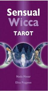 【タロットカード】 【Lo Scarabeo】 【正規販売店】 センシュアル ウィッカ タロット Sensual Wicca Tarot タロット 占い