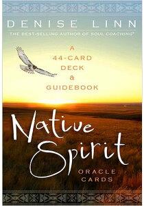 【オラクルカード】 【Hay House】 【正規販売店】 ネイティブ スピリット オラクルカード Native Spirit Oracle Cards 占い 英語のみ
