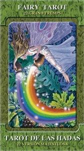 【タロットカード】 【Lo Scarabeo】 【正規販売店】 フェアリー タロット 大アルカナのみ 22枚 Fairy Tarot Gran Tramps