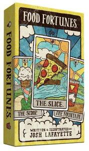 【タロットカード】 【Chronicle Books】 【正規販売店】 フード フォーチュン カード Food Fortunes Card タロット 食べ物 占い