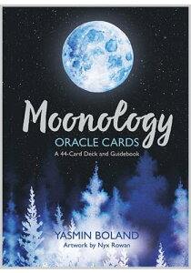 【オラクルカード】 【Hay House】 【正規販売店】 ムーンオロジー オラクル カード Moonology Oracle Cards 月 占い 英語のみ