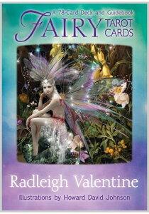 【タロットカード】 【Hay House】 【正規販売店】 フェアリー タロット カード Fairy Tarot Cards Valentine Radleigh タロット 占い 英語のみ