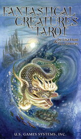 【US Games Systems】 【正規販売店】 ファンタスティカル クリーチャーズ タロット Fantastical Creatures Tarot タロットカード タロット 占い