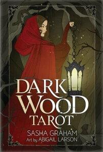 【タロットカード】 【Llewellyn】 【正規販売店】 ダーク ウッド タロット Dark Wood Tarot タロット 占い