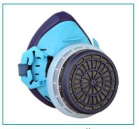 興研 サカヰ式 R-5-08型 防毒マスク  本体【KOKEN/サカヰ式/防どくマスク/安全衛生保護具】【国家検定合格TN421号】