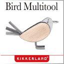 ( あす楽 ) トリ 鳥 バードマルチツール 【 KIKKERLAND / キッカーランド 】Bird Multitool 六角レンチ サイクリング オブジェ ...