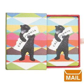 【 メール便 】 トランプ カード おしゃれ クマ 熊 ベア カリフォルニア California かわいい ゲーム プレイングカード ポーカー ブラックジャック 海外 アメリカ Playing Cards プレゼント / WakuWaku