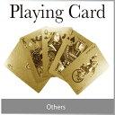 ( あす楽 ) ゴールド シルバー プレイングカード トランプ 【 INVOTIS 】 Playing Card Gold NETHERLAND 変わった デザ...