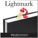 ( あす楽 ) 栞 しおり ライト ブックマーク ライトマーク 【 Peleg Design / ペレグデザイン 】 Lightmark Bookmark…