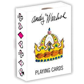 【 メール便 】 トランプ カード おしゃれ プレイングカード アンディ ウォーホル Andy Warhol Playing Cards / WakuWaku