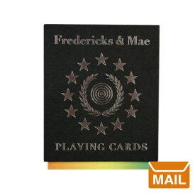 【 メール便 】 トランプ カード おしゃれ かわいい フレデリックス マエ プレイングカード レインボー カラフル Fredericks & Mae Playing Cards / WakuWaku