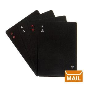 【 メール便 】トランプ カード おしゃれ シンプル モノクロ ミニム トランプ プレイングカード 【 AREAWARE 】Minim Playing Cards / WakuWaku