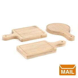 【 メール便 】 トレー まな板 おしゃれ 小さい 小皿 ミニ サービングトレイ 小さなまな板 【KIKKERLAND/キッカー ランド】 Mini Serving Trays 竹製 バンブー 好き プレゼントおもしろ雑貨 / WakuWaku