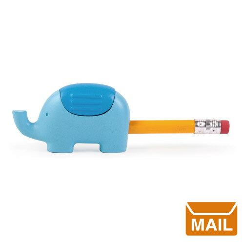 【 メール便 】 Elephant Pencil Sharpener 鉛筆削り 象 ゾウ エレファントペンシルシャープナー 【 KIKKERLAND / キッカーランド 】 / WakuWaku