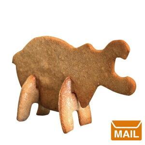【 メール便 】 クッキー型 クッキー かわいい クッキーカッター 動物 恐竜 立体 【 Suck UK / サックユーケー 】3D safari cookie cutters クッキー 型 切り抜き おもしろ キッチン 雑貨 プレゼント / Wa