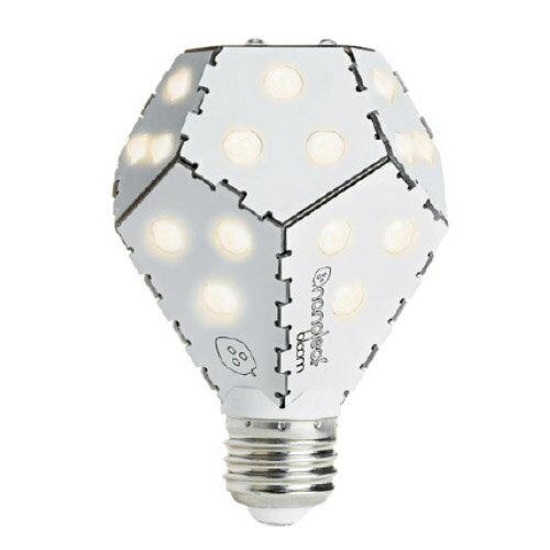 電球 LED LED電球 調光 【 nanoleaf bloom 】 調光可能 デザイン E26口径 E26 エコ 電気代 節約 調光機能 100V / WakuWaku