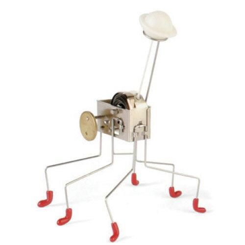 置物 おしゃれ かわいい ゼンマイ 仕掛け おもちゃ オアハカ / ウィンド アップ 【KIKKERLAND/キッカーランド】 Oahaca Wind Up デスクトップ オブジェ 美術品 名作 / WakuWaku